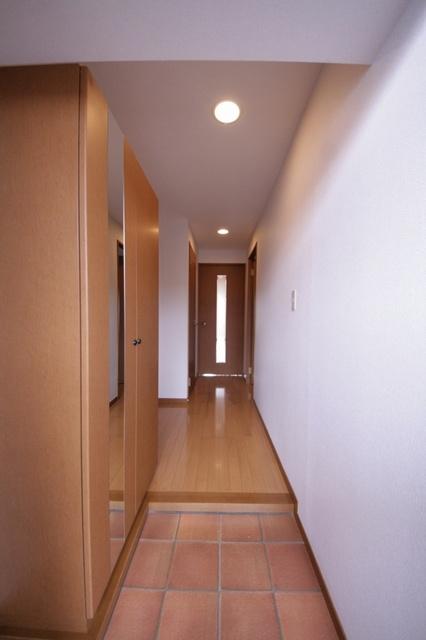 リバーランド箱崎Ⅴ / 605号室玄関