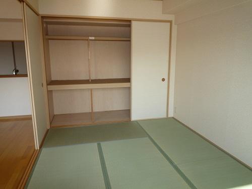 マノワール箱崎 / 603号室和室