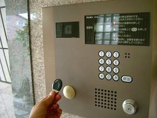 アスティオン中島 / 303号室セキュリティ