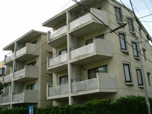 パークサイド黒川 / 202号室建物外観