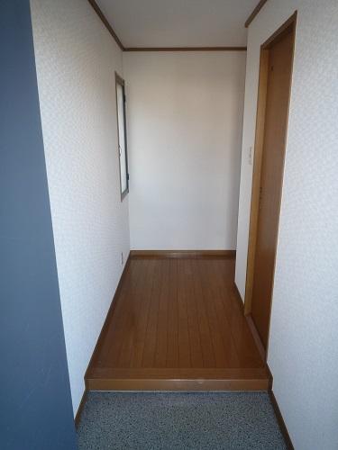 パークサイド黒川 / 301号室玄関