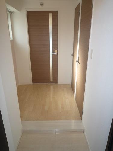 グレイス サンビオ / 603号室玄関