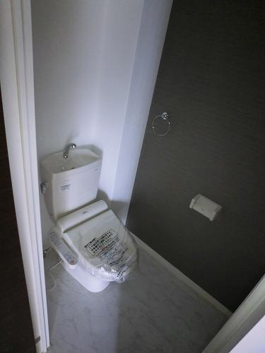 プリマベーラ. / 401号室トイレ
