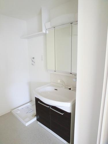 プリマベーラ. / 403号室洗面所