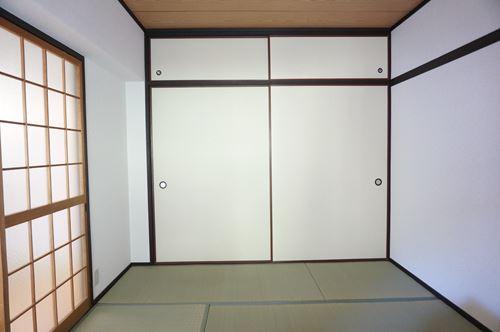 レジデンス秋根 / 102号室収納