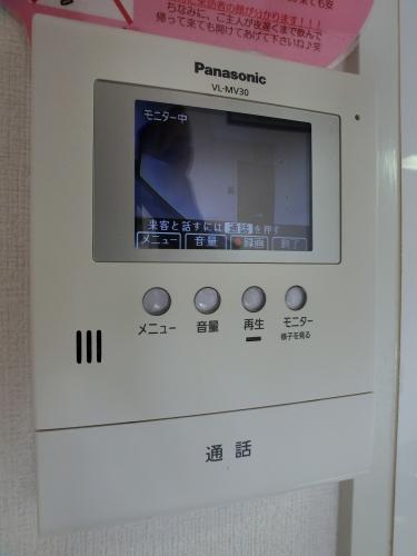 レジデンス秋根 / 301号室セキュリティ