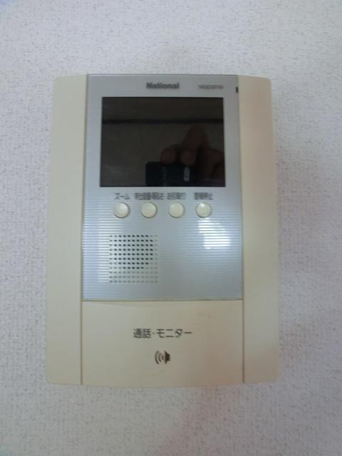 レジデンス牛房(ペット可) / 203号室セキュリティ