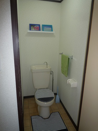 レジデンス牛房 / 303号室トイレ