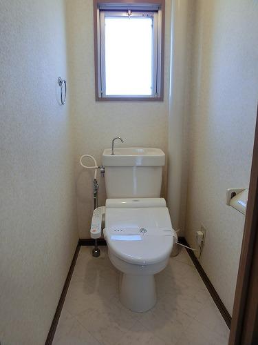 Flower'24 / 306号室トイレ