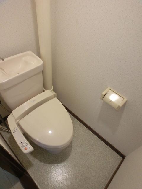 Flower'24 / 402号室トイレ