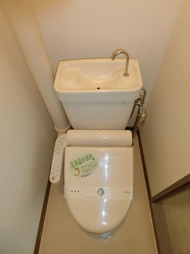 Flower'24 / 403号室トイレ