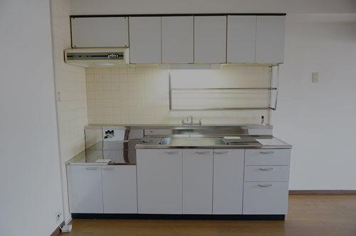 エクセル篠栗 / 103号室キッチン