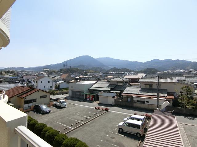 エクセル篠栗 / 301号室眺望
