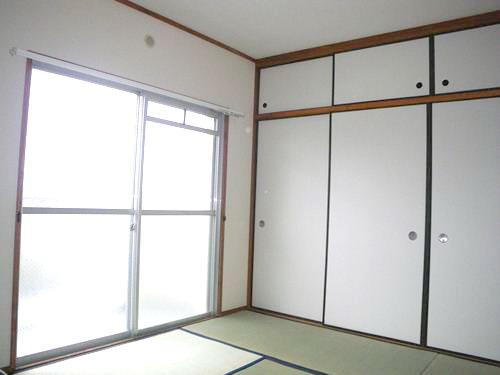 ファミール篠栗 / 406号室収納