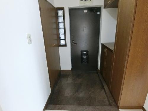 グランドール藤本 / 101号室玄関