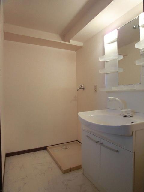 タウンコート志免 / 302号室洗面所