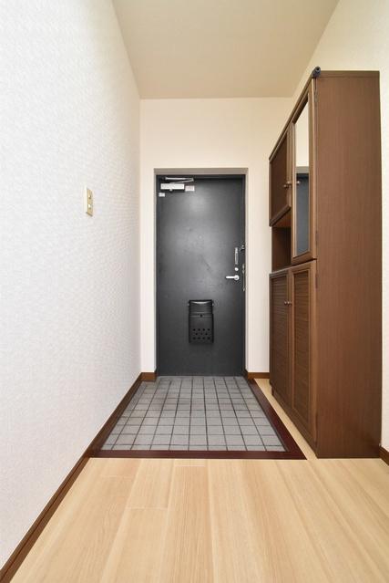 タウンコート志免 / 401号室玄関