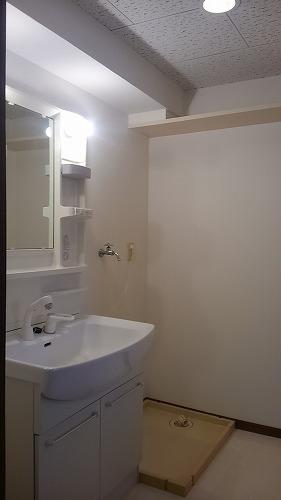 タウンコート志免 / 403号室洗面所