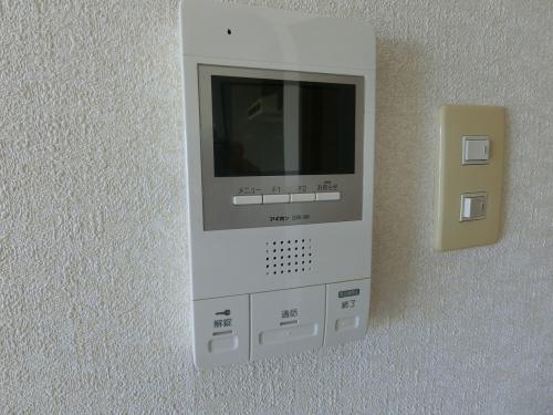 タウンコート志免 / 602号室セキュリティ