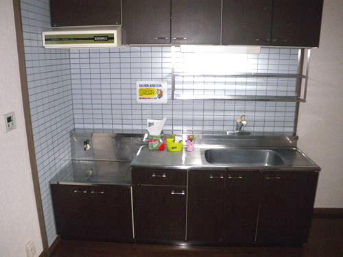 エクセルE・F / 301号室キッチン