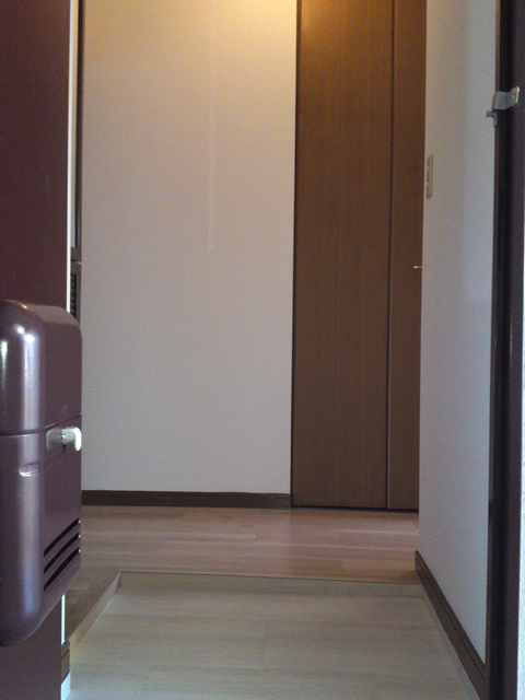 エクセル工藤 / 405号室玄関