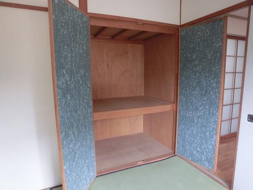 工藤ビル / 102号室収納