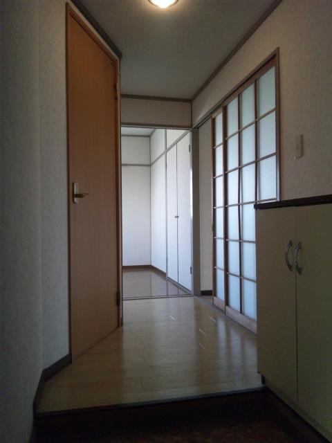 工藤ビル / 305号室玄関