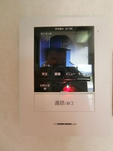 工藤ビル / 402号室セキュリティ