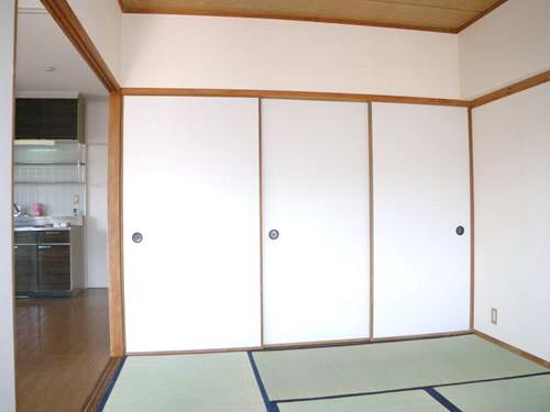シティハイツ篠栗 / 505号室和室