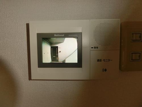 リバーサイド貝田 / 102号室セキュリティ