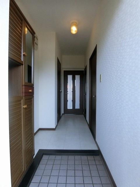 セントレージ博多 / 302号室玄関