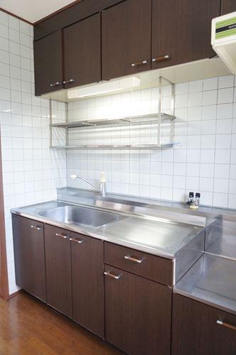 ヴィラフェリス空港南 / 101号室キッチン