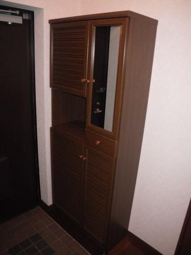 ヴィラフェリス空港南 / 302号室玄関
