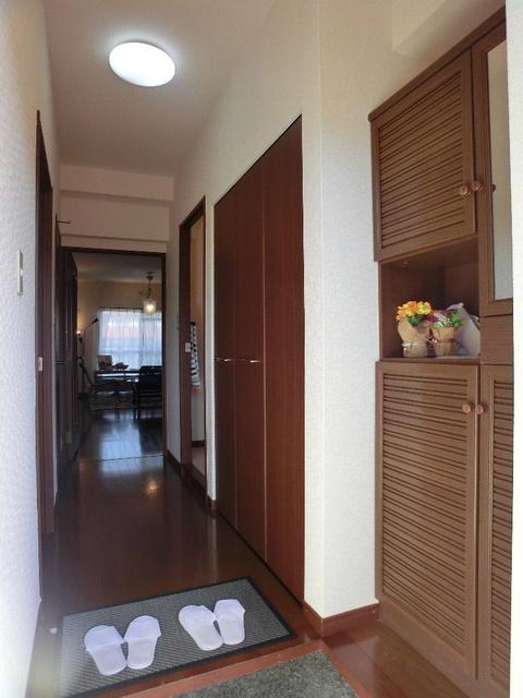 博多の森南 / 206号室玄関