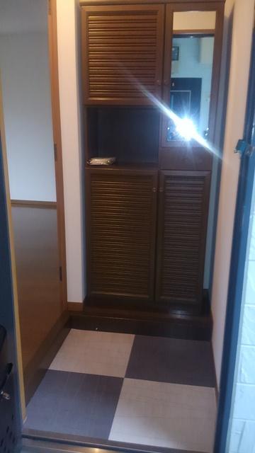 ティアラ 安川 / 101号室玄関