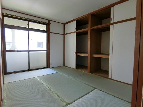 コーポ上野 / 206号室収納