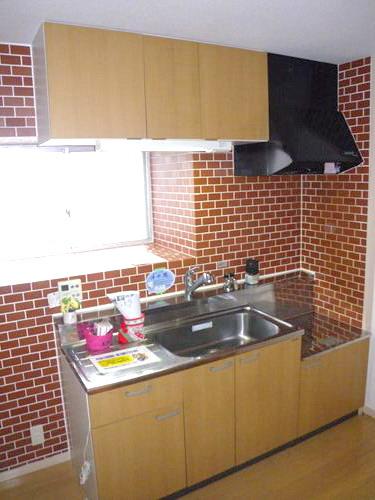 サンハイム / 105号室キッチン