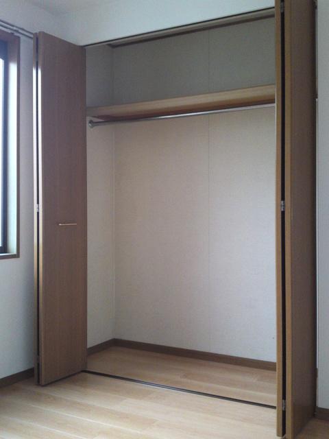 メロディハイツ戸原 / B-201号室収納