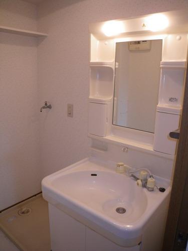 グランコート / 401号室洗面所