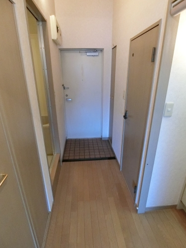 プレデュパルク壱番館 / 502号室玄関