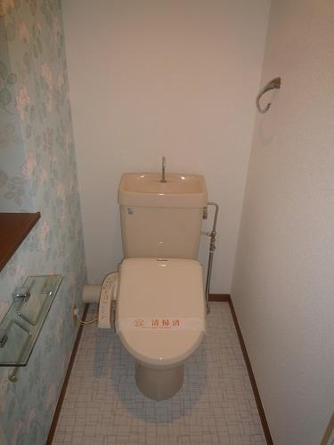 リヴェール伊賀Ⅱ / 405号室トイレ