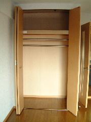 クリア吉塚 / 401号室収納