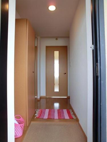 カンフォーロ藤木 / 403号室玄関