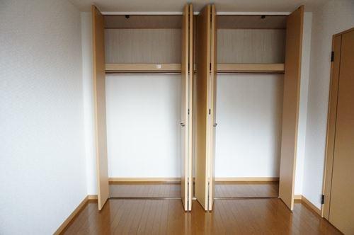 ファミーユ博多の森 / 405号室収納