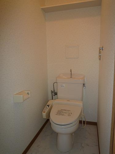 グリシーヌ空港 / 302号室トイレ