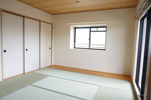 グリシーヌ空港 / 505号室和室