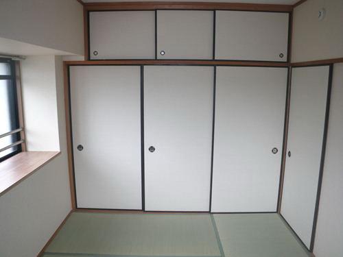 プレジオ篠栗Ⅱ(ペット可) / 303号室収納