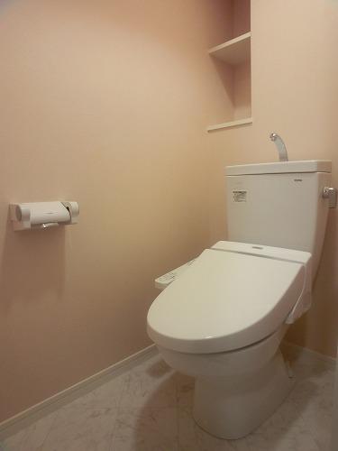 レヴェール・メゾン / 201号室トイレ