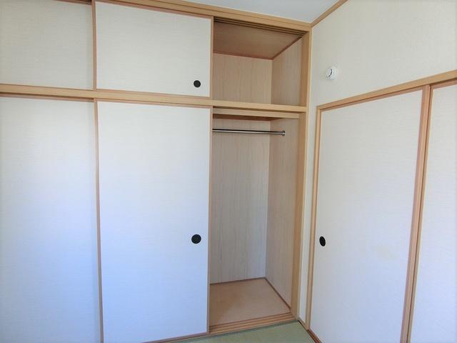 エステートYMⅡ / 402号室収納