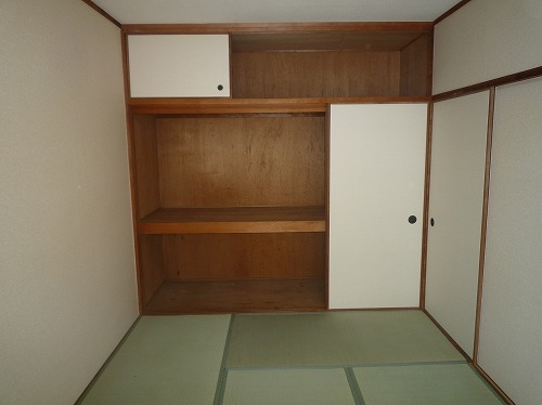筑紫ビル / 305号室収納